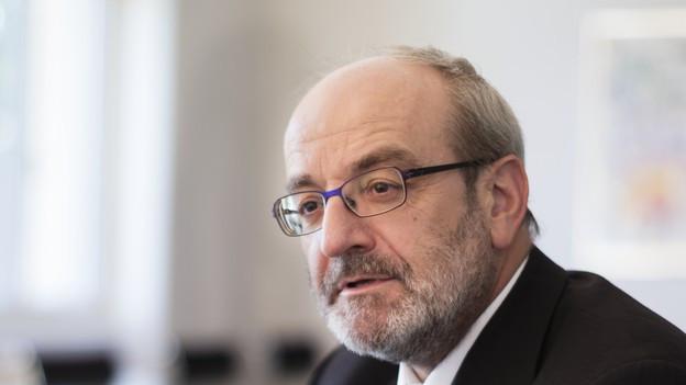 Fritz Schiesser, Präsident ETH-Rat