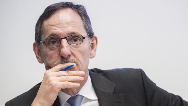 SP-Regierungsrat Mario Fehr