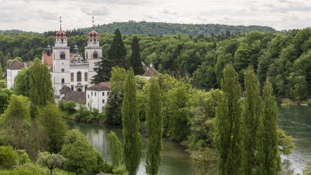 Die Bevölkerung der Grenzgemeinde Rheinau freut sich auf das Experiment.