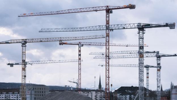 Achtung, fertig, Baustart: Mit der Einigung um die BZO entstehen wohl bald neue Baustellen.