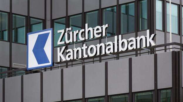 Fassade der ZKB