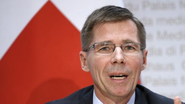 Joel Mesot ist neuer ETH-Präsident