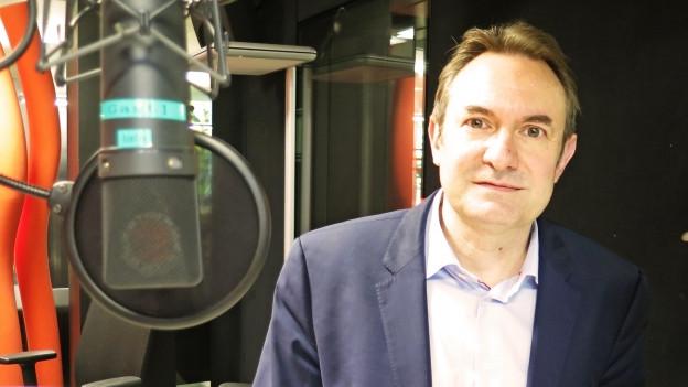 Claude Hunod von den Schulgesundheitsdiensten Zürich