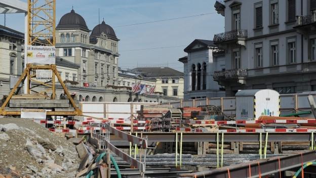 Private sollen in Winterthur kein städtisches Bauland mehr erhalten.