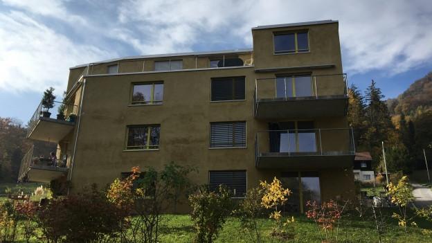 Am Rand von Zürich steht das Allergikerhaus für MCS-Kranke im Grünen.