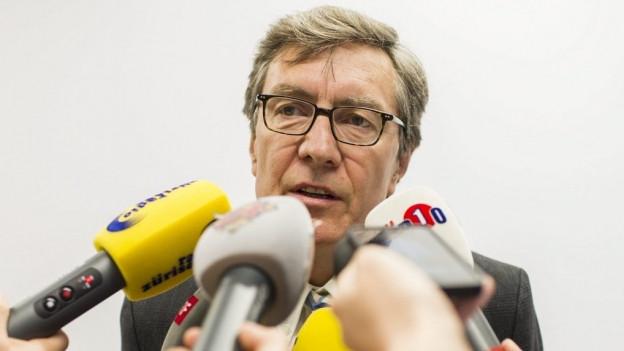 Martin Waser, Zürcher Alt-Stadtrat (SP)
