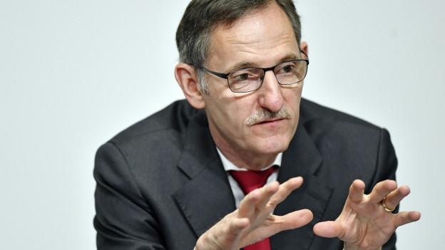 Regierungsrat Mario Fehr
