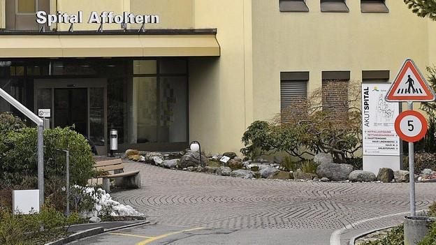 Spital Affoltern hofft nun auf Nachbargemeinden.