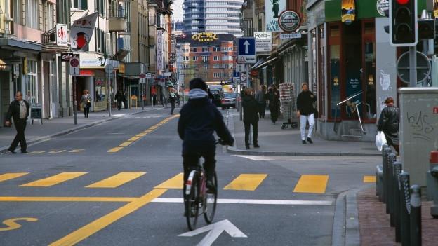 Der VCS befürchtet Mehrverkehr in den anderen Strassen