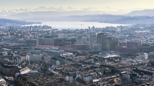 Die Stadt Zürich zieht immer mehr Menschen an