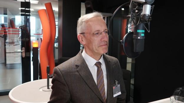 Werner Widmer, Gesundheitsökonom HSG
