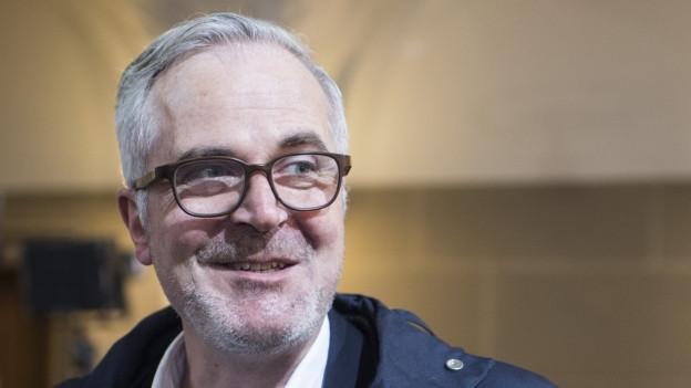 Zürcher Gesundheitsvorsteher Andreas Hauri (GLP)
