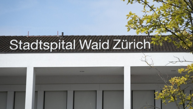 Das Waidspital Zürich.