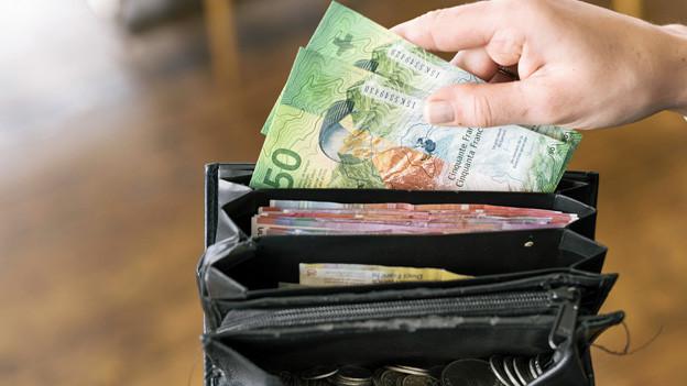 Was soll passieren mit dem Überschuss in der Kantonskasse?