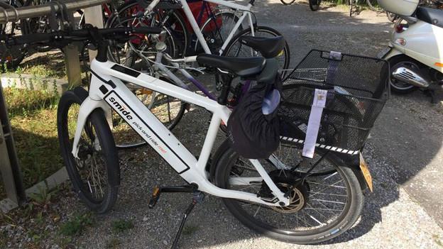 E-Bike-Anbieter «Smide» wehrt sich gegen neue Gebühr.