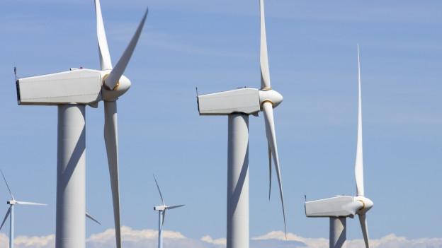 Windräder (Symbolbild)