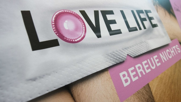 Safer Sex Kampagne