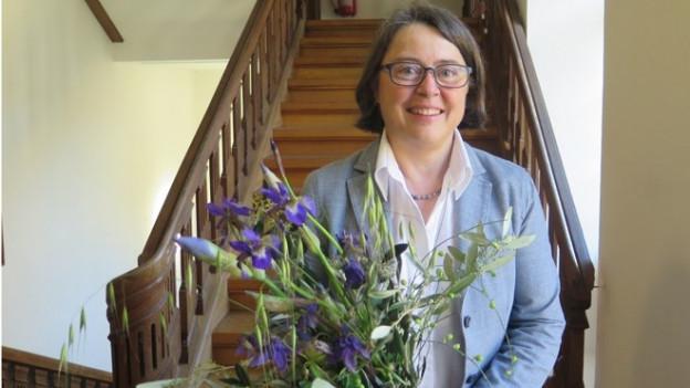 Annetta Steiner ist nun offiziell Stadtratskandidatin.