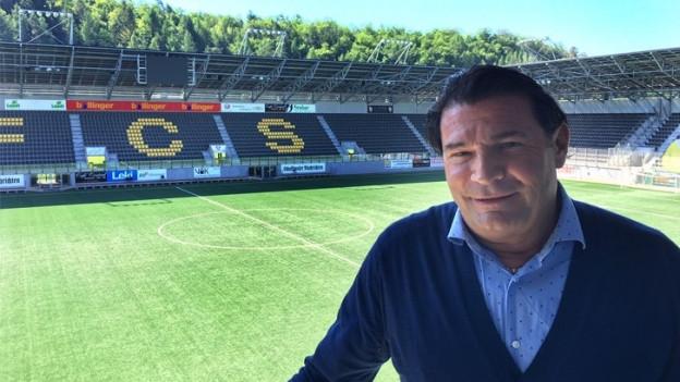 Ein ehemaliger Spieler wird neuer Besitzer des FC Schaffhausen.