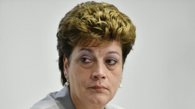 Zürcher Bildungsdirektorin Silvia Steiner