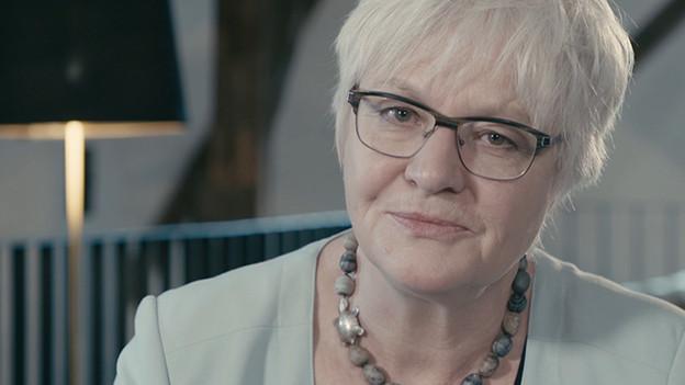 Die Zürcher BDP-Politikerin Rosmarie Quadranti in einer Portraitaufnahme.