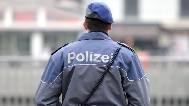 Zürcher Stadtpolizist
