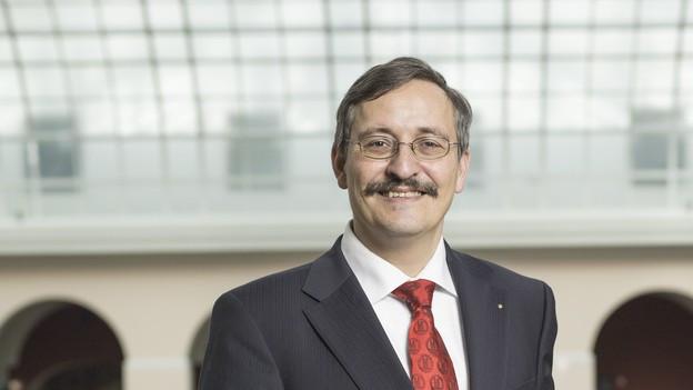 Michael Hengartner, Rektor Universität Zürich