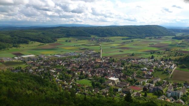 Kein besserer Schutz des Landwirtschaftslandes im Kanton Schaffhausen (im Bild: Beringen).