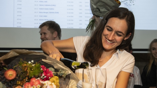 Marionna Schlatter, Ständeratskandidatin Grüne