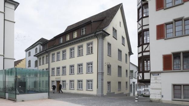 Das Schaffhauser Kantonsgericht verhandelt einen spektakulären Fall.
