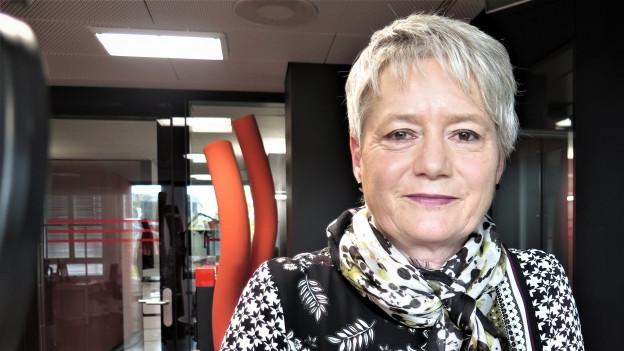 Die Zürcher Justizdirektorin Jacqueline Fehr.