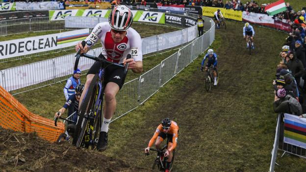 Der 21-jährige Kevin Kuhn sorgte für ersten Schweizer Höhepunkt.