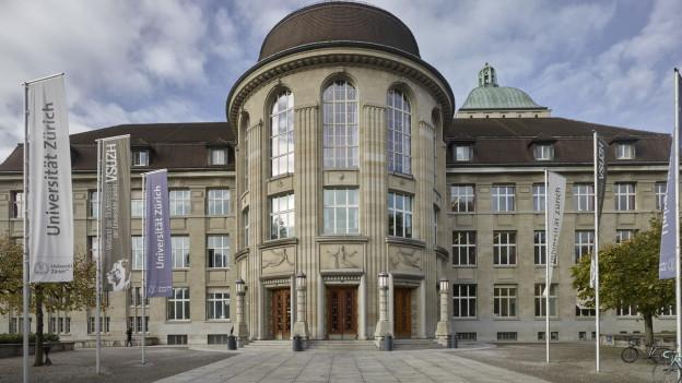 UZH Hauptgebäude