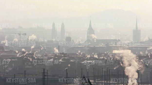 Der Zürcher Kantonsrat führt eine grosse Klimadebatte