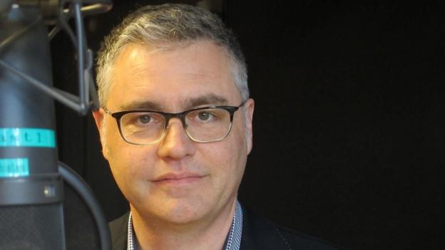 Will mehr Erfolge an den Kinokassen: Daniel Waser, Präsident der Zürcher Filmstiftung.