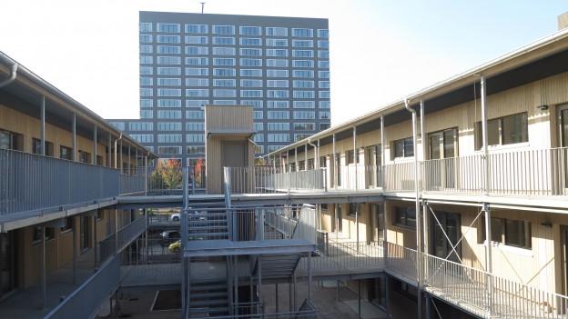 Neues Konzept für neue Siedlung in Zürich Altstetten