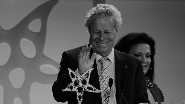 Beny Rehmann a chaschun da la surdada dal Prix Walo l'onn 2012.