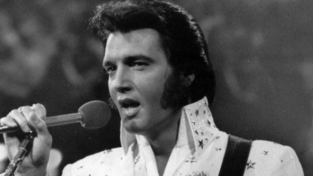 Elvis Presley vi dal chantar.