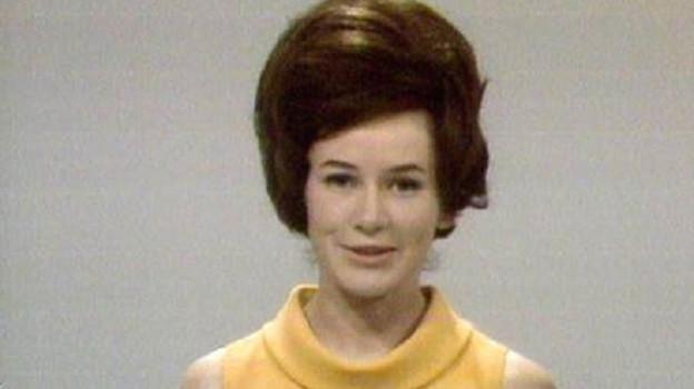Ida Columberg-Nay ils onns 60 en la televisiun svizra.