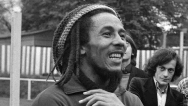 Purtret da Bob Marley.