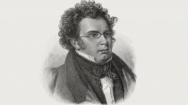 Purtret da Franz Schubert.