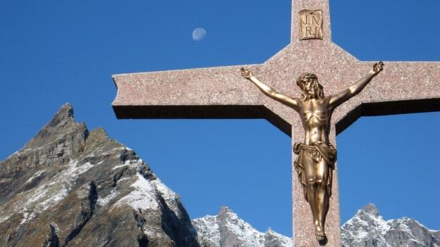 Jesus Cristus vid la crusch