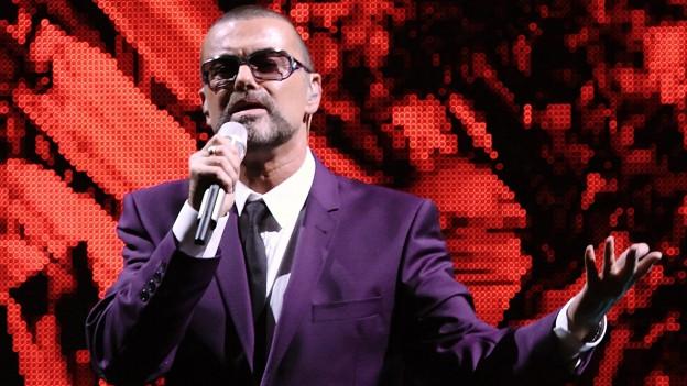 George Michael, l'anteriur chantadur da Wham!.