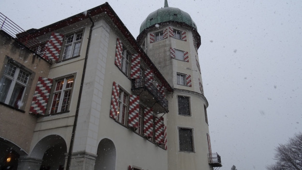 Il bajetg da la fundaziun St.Johannes.