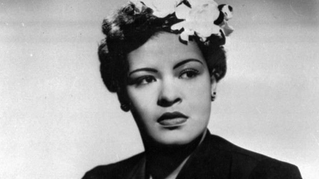 Purtret da Billie Holiday.