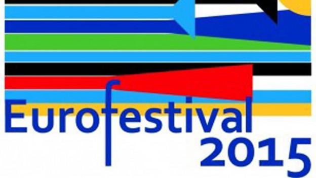 Logo uffizial dal festival european da brass band.