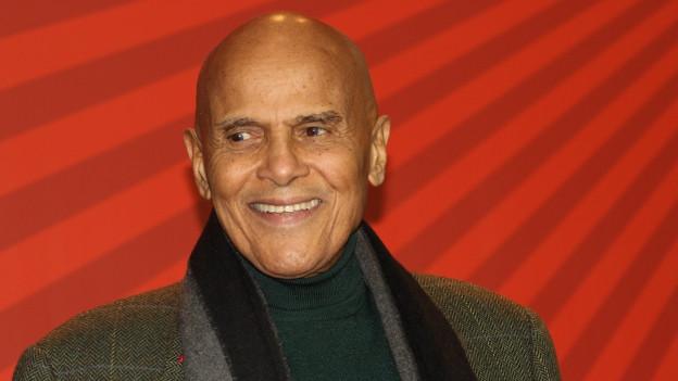 Purtret da Harry Belafonte.