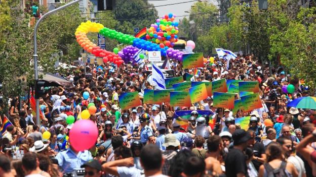 Gay Pride.