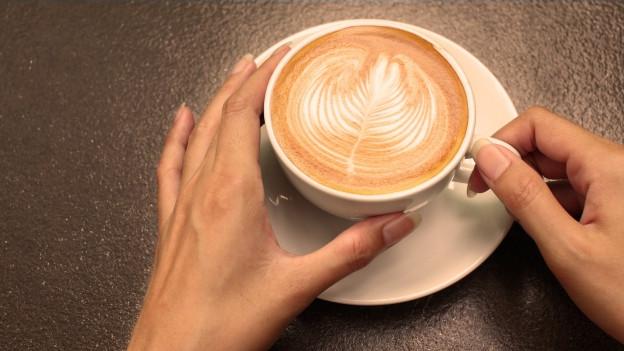 Scadiola cun café.