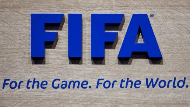 Logo da la FIFA.